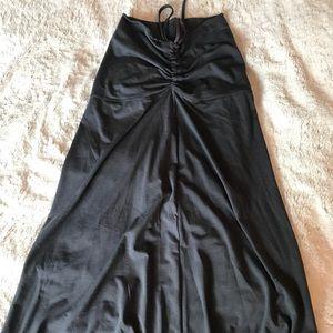 Athleta-Cinch Waist Midi Skirt